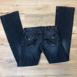 LUCKY BRAND Boot Cut Denim Jeans size 8/29 EUC